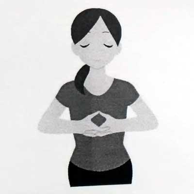 母指運動、母指球マッサージ